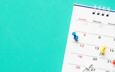 Set your board on the right track for 2020 with our practical and easy to use Board Calendar